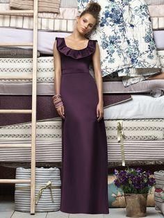 Modest Bridesmaids Dress