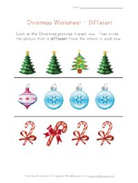 Try this Christmas worksheet on shapes and space with your GCSE