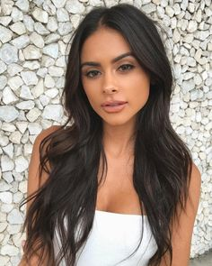 Discover these gorgeous makeup for blondes Tip# 1366 Side Bangs Hairstyles, Black Women Hairstyles, Prom Hairstyles, Hair Toppers, Gorgeous Makeup, Brunette Hair, Human Hair Wigs, Hair Inspo, New Hair