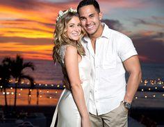 Alexa Vega's Romantic Mexico Wedding: See Her Wedding Dress And More!