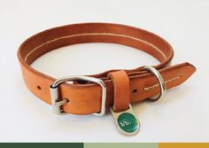 stitched detail leather dog collar - so so pretty Leather Dog Collars, Selling Online, Detail, Pretty, Dogs, Accessories, Collection, Pet Dogs, Dog