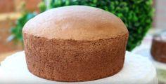 """Tämä+suklaakakku+on+niin+kuohkea,+että+sitä+kutsutaan+""""pesusieneksi"""""""