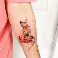 #fox #tattooMás contenido en Fb: facebook.com/TattoooArte