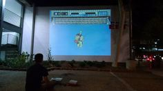 This guy was playing Punch-Out! on a projector outside last night, across the street from a busy bar scene Outside Projector, Bar Scene, Punch Out, Morning Pictures, Last Night, Geek Culture, Card Games, Nerdy, Improve Yourself