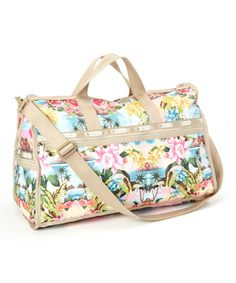 Belize Large Weekender by LeSportsac #zulily #zulilyfinds