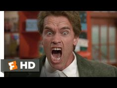 Kindergarten Cop (4/10) Movie CLIP - Shut Up! (1990) HD - YouTube
