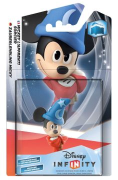 Disney Infinity Mickey Mouse SORCERER'S APPRENTICE Figure Rare!!! Pre-Order