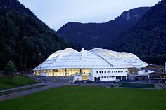 Gallery - Inzell Speed Skating Stadium / Behnisch Architekten + Pohl Architekten - 4
