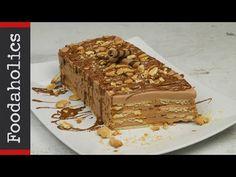 Μπισκοτογλυκό πραλίνα με 4 υλικά | foodaholics - YouTube Cupcake Cakes, Cupcakes, Greek Desserts, Tiramisu, Cake Recipes, Deserts, Sweets, Cooking, Ethnic Recipes