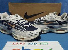 NIB Nike Womens Air Converge Triax VTG 1999 DS 7.5 OG Box Max 90 1 95 97 360 NEW #Nike #RunningCrossTraining