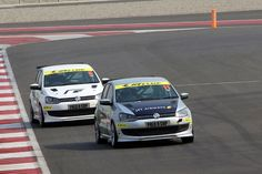 Volkswagen Motorsport India organized pre-season test for the Polo R Cup 2013 drivers at the Buddh International Circuit (BIC) ...