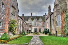 Littlecote House, Wiltshire, via Flickr.