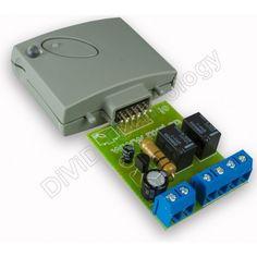 SMXI pxd Receptor radio doua canale