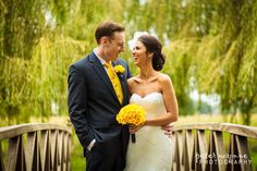 Gorgeous photo of Leanne & James at The Grosvenor Pulford near Chester