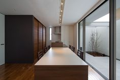 M6-house - Picture gallery #architecture #interiordesign #kitchen