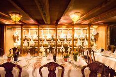 Osteria Maria - Privatrestaurant:35 oder 57€ für 4-8 Gänge Menü; live-Musi und super Stimmung im Italienischen Keller in Steglitz