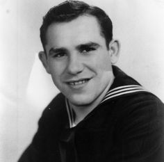 Before Becoming World Series Champion Yogi Berra Was Class Seaman Lawrence Peter Berra Storming The Beaches Of Normandy On D-Day June Angels Baseball, Baseball Cards, Baseball Stuff, Normandy Beach, New York Yankees, American History, Champion, Navy, Sports