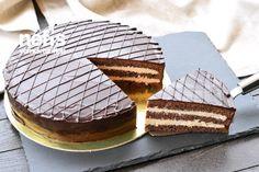 Prag Pastası (Çikolatalı Pasta Yapım Aşamalı) Tarifi nasıl yapılır? 1.704 kişinin defterindeki bu tarifin resimli anlatımı ve deneyenlerin fotoğrafları burada. Yazar: ♨️ cookin_art ♨️ Derya Sweet Recipes, Cake Recipes, Beautiful Cakes, Prague, Tiramisu, Feta, Kitchen Decor, Food And Drink, Birthday Cake