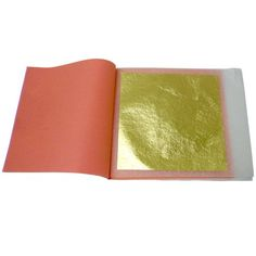 Edible Gold Leaf for Champagne 25 Leaves 23kt ** Continue to the product at the affiliate link Amazon.com.