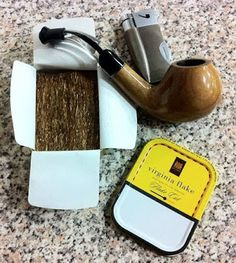 Sabor de Tabaco: Tabaco Mac Baren Virgínia Flake por José Eliseu Cardona!