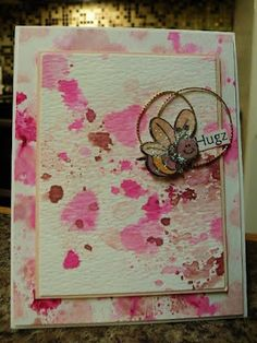 DRS Designs Rubber Stamps: Challenge #209 - Heart to Heart!