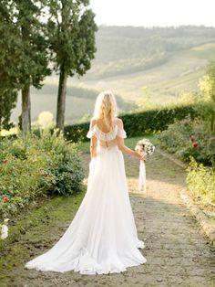 Pretty Tuscan Wedding by Facibeni Fotografia
