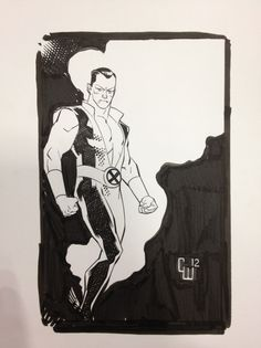 Namor by Corey Walker