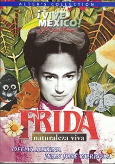 I would say that this movie is good but not great. It has minimal dialogue and because it jumps all over the place if someone who doesn't know about Frida watches it they might have a hard time. Peggy Guggenheim, Francisco Goya, Johannes Vermeer, Pierre Auguste Renoir, Caravaggio, Rembrandt, Frida Movie, Tolouse Lautrec, Frida And Diego