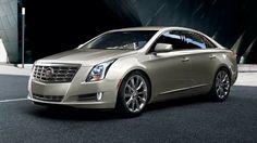 Cadillac XTS Sedan Photo