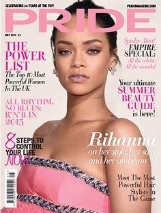 Rihanna Cover PRIDE 2015