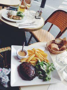 Food in Paris