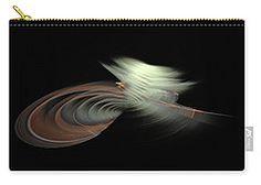 Carry-all Pouch featuring the digital art Memories by Elena Ivanova IvEA #ElenaIvanovaIvEAFineArtDesign #Decor #Gift #CarryAllPouches