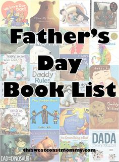 25 new and classic children's books perfect for celebrating Dad's special day!