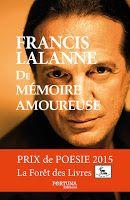 22.02.2016 - Francis Lalanne à l'Espace de Forges, le vendredi 26 février à 20 h 30