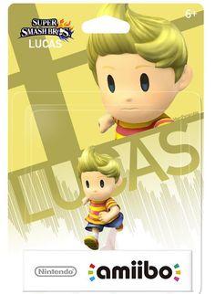 Lucas Amiibo (fake)