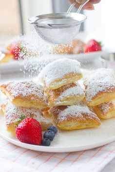 Puff Pastry French Toast Recipe | Brown Sugar