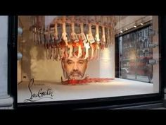 SELFRIDGES CELEBRATES CHRISTIAN LOUBOUTIN WITH INTERACTIVE ART WINDOW DIPLAYS