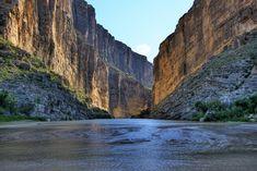 5. Santa Elena Canyon (Big Bend National Park)