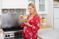 Dieta para embarazadas para no engordar
