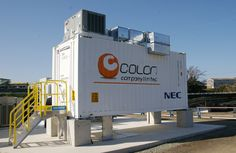 NEC Supplies 1.2MWh, Large-Scale Energy Storage System to COLON Company Limited Mega Solar Power Plant