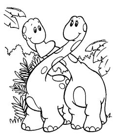 valentines day animals coloring pages - photo#12