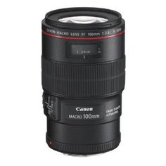 Canon EF-S 100mm 2,8 L IS USM Macro Objective