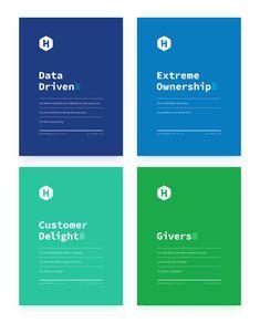 Hackerrank core values poster prints preview