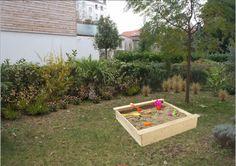 choisir son salon de jardin. Avant/aprés réalisé avec le site www ...