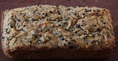 gluten free bread Gluten-Free Maple Zucchini Bread With Coconut Flour and Flaxseeds Gluten Free Zucchini Bread, Zucchini Bread Recipes, Gluten Free Baking, Gluten Free Desserts, Healthy Desserts, Gluten Free Recipes, Dessert Recipes, Zucchini Loaf, Healthy Cupcakes