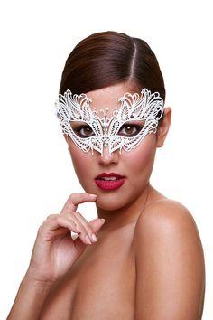 Venetiaans masker - SNOW QUEEN