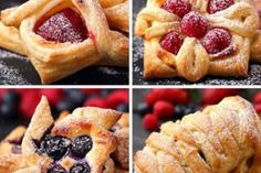 Original Recipe Puff Pastry Four Ways  FULL RECIPE: