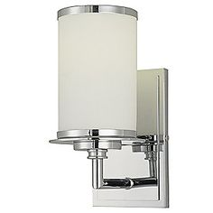 Glass Note Wall Sconce by Minka-Lavery $87