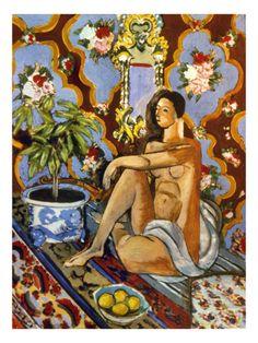 Figure, 1925 by Henri Matisse