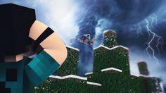 Minecraft: FROZEN - #05 FOMOS PEGOS POR UM TORNADO!